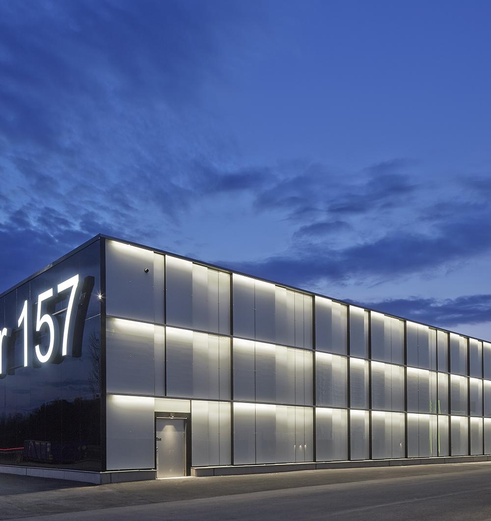 LED belysning bidrar till sänkta driftkostnader